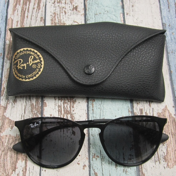 026d21647306 Ray Ban RB3539 ERIKA 002 T3 Sunglasses OLN159. M 5bede1933c984430867bd33c